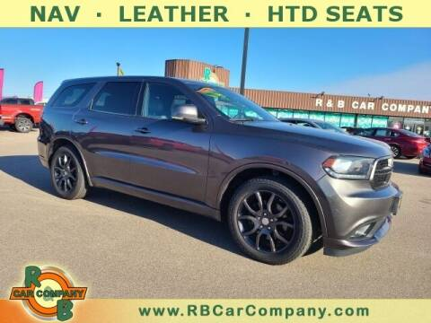 2016 Dodge Durango for sale at R & B Car Company in South Bend IN