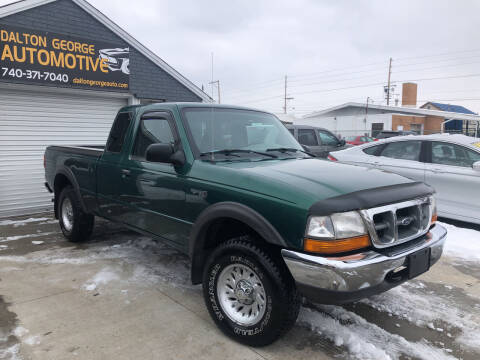 1999 Ford Ranger for sale at Dalton George Automotive in Marietta OH