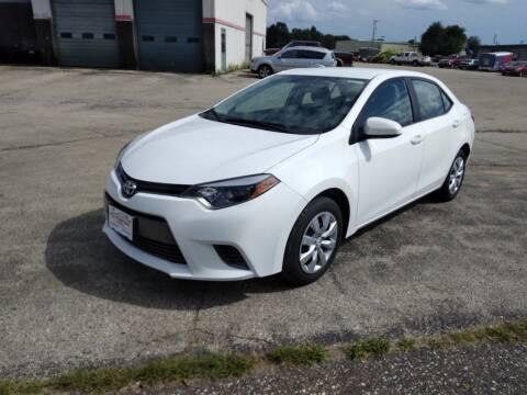 2016 Toyota Corolla for sale at AUTOSPORT in La Crosse WI