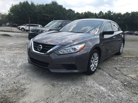 2018 Nissan Altima for sale at Certified Motors LLC in Mableton GA