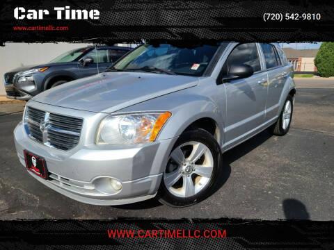 2011 Dodge Caliber for sale at Car Time in Denver CO