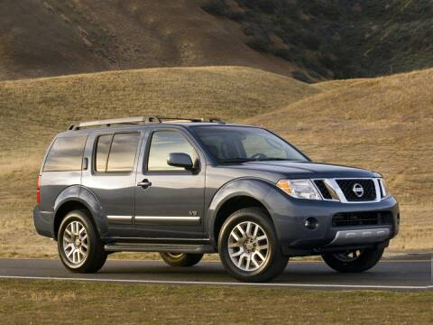 2011 Nissan Pathfinder for sale at Hi-Lo Auto Sales in Frederick MD