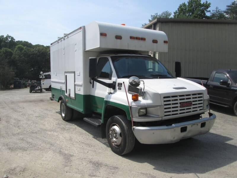 2008 GMC C5500 for sale at Wally's Wholesale in Manakin Sabot VA