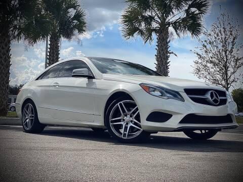 2014 Mercedes-Benz E-Class for sale at FALCON AUTO BROKERS LLC in Orlando FL
