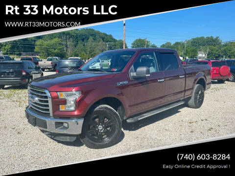 2015 Ford F-150 for sale at Rt 33 Motors LLC in Rockbridge OH