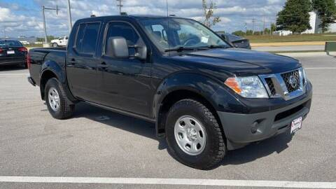 2017 Nissan Frontier for sale at Napleton Autowerks in Springfield MO