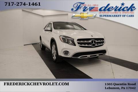 2018 Mercedes-Benz GLA for sale at Lancaster Pre-Owned in Lancaster PA