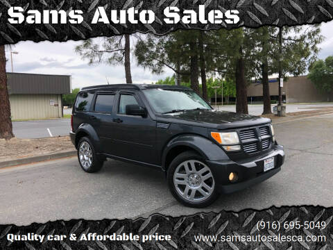 2011 Dodge Nitro for sale at Sams Auto Sales in North Highlands CA