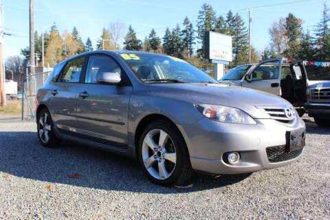 2005 Mazda MAZDA3 for sale at Summit Auto Sales in Puyallup WA