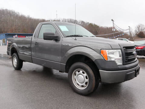 2013 Ford F-150 for sale at Viles Automotive in Knoxville TN
