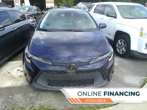 2020 Toyota Corolla for sale at Marino's Auto Sales in Laurel DE