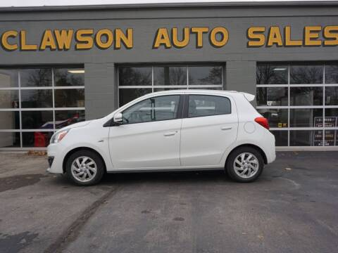2017 Mitsubishi Mirage for sale at Clawson Auto Sales in Clawson MI