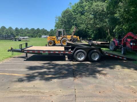 2021 New Rmpt Trailer 7x22 15K Tilt Equipment