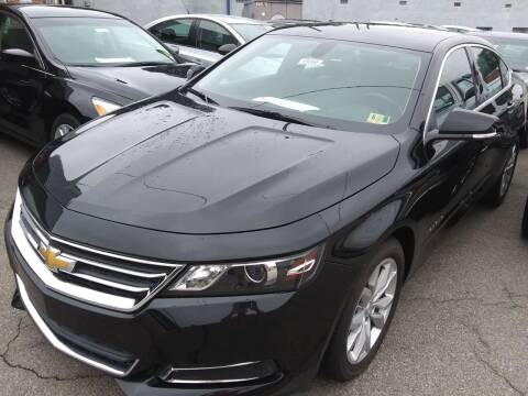 2017 Chevrolet Impala for sale at Auto Villa in Danville VA
