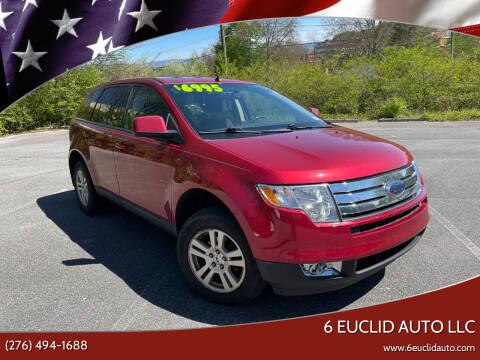 2008 Ford Edge for sale at 6 Euclid Auto LLC in Bristol VA