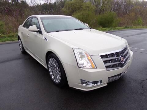 2011 Cadillac CTS for sale at J & D Auto Sales in Dalton GA