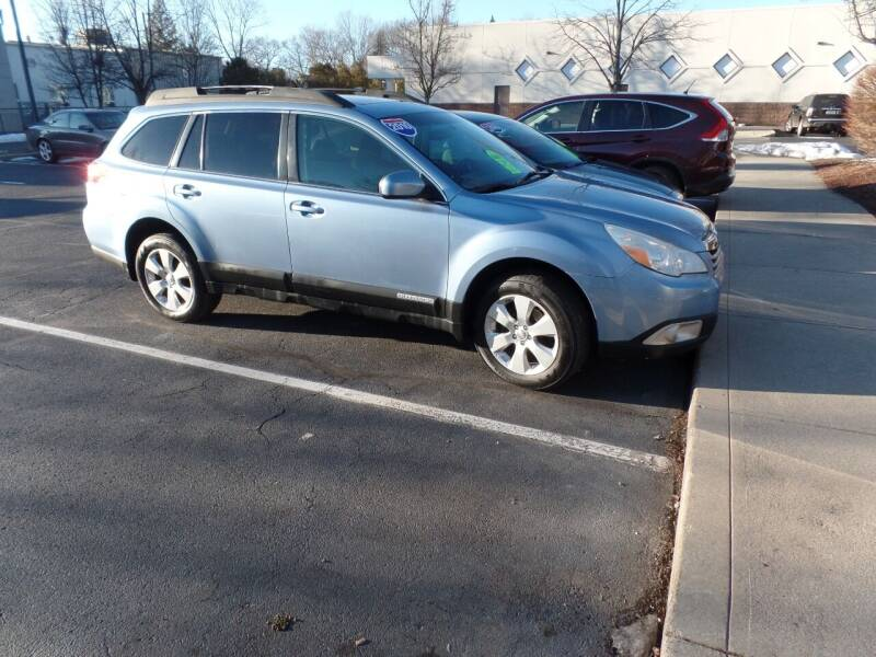 2010 Subaru Outback for sale at CAR CORNER RETAIL SALES in Manchester CT