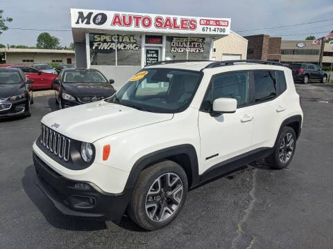 2018 Jeep Renegade for sale at Mo Auto Sales in Fairfield OH