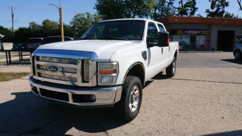 2009 Ford F-250 Super Duty for sale at Lamarina Auto Sales in Dearborn Heights MI