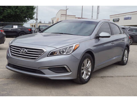 2017 Hyundai Sonata for sale at Credit Connection Sales in Fort Worth TX