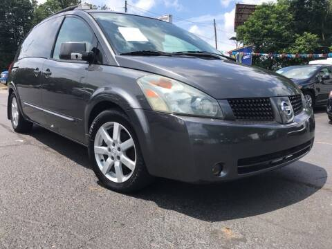 2004 Nissan Quest for sale at Certified Auto Exchange in Keyport NJ