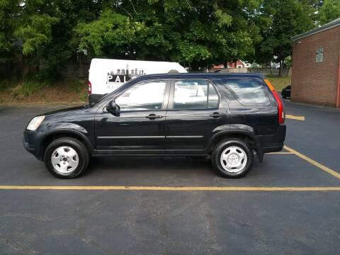 2003 Honda CR-V for sale at Drive Deleon in Yonkers NY