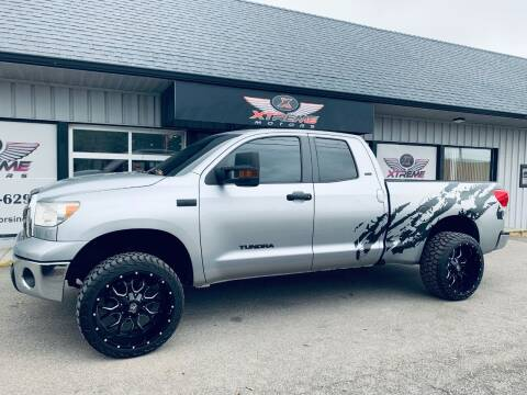2012 Toyota Tundra for sale at Xtreme Motors Inc. in Indianapolis IN