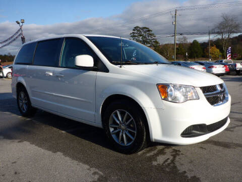 2016 Dodge Grand Caravan for sale at Viles Automotive in Knoxville TN