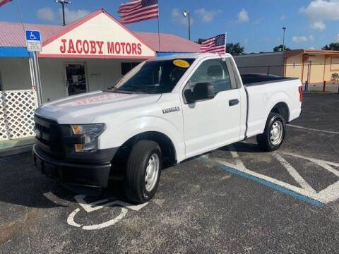 2016 Ford F-150 for sale at Jacoby Motors in Fort Myers FL