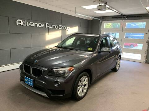 2013 BMW X1 for sale at Advance Auto Group, LLC in Chichester NH
