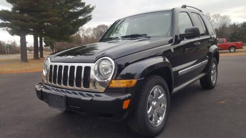 2006 Jeep Liberty for sale at Shores Auto in Lakeland Shores MN