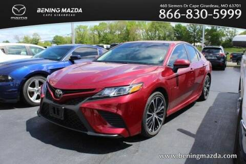 2018 Toyota Camry for sale at Bening Mazda in Cape Girardeau MO
