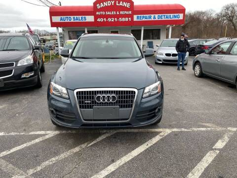 2011 Audi Q5 for sale at Sandy Lane Auto Sales and Repair in Warwick RI