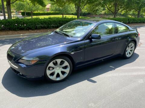 2006 BMW 6 Series for sale at Import Performance Sales in Raleigh NC