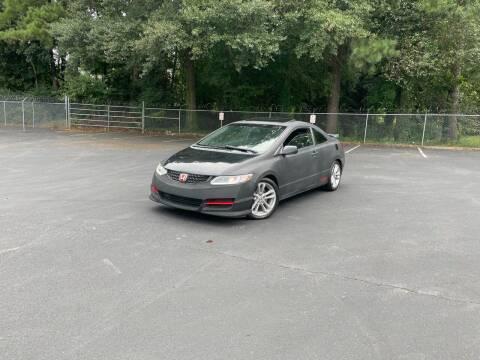 2008 Honda Civic for sale at Elite Auto Sales in Stone Mountain GA