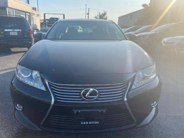 2014 Lexus ES 350 for sale at A&R Motors in Baltimore MD