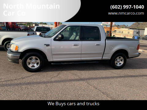 2003 Ford F-150 for sale at North Mountain Car Co in Phoenix AZ
