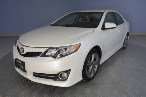 2012 Toyota Camry for sale at Hagan Automotive in Chatham IL
