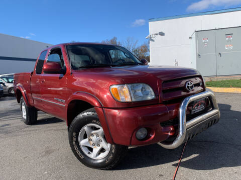 2003 Toyota Tundra for sale at JerseyMotorsInc.com in Teterboro NJ