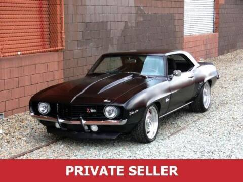 1969 Chevrolet Camaro for sale at US 24 Auto Group in Redford MI