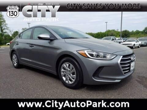 2018 Hyundai Elantra for sale at City Auto Park in Burlington NJ