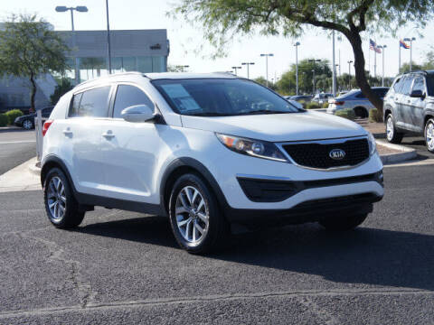 2015 Kia Sportage for sale at CarFinancer.com in Peoria AZ