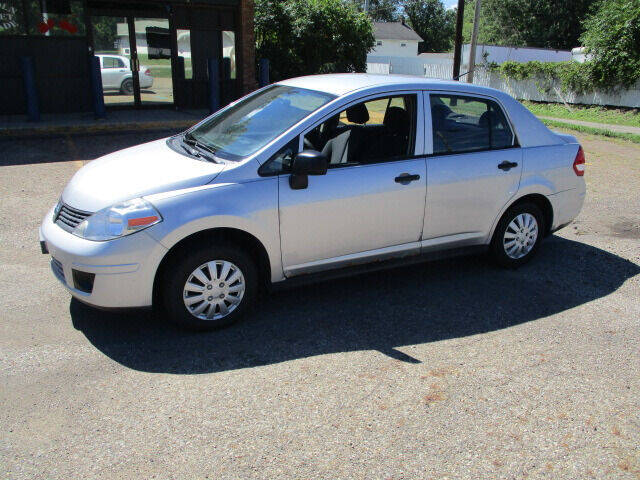 2009 Nissan Versa for sale at Taylors Auto Sales in Canton OH