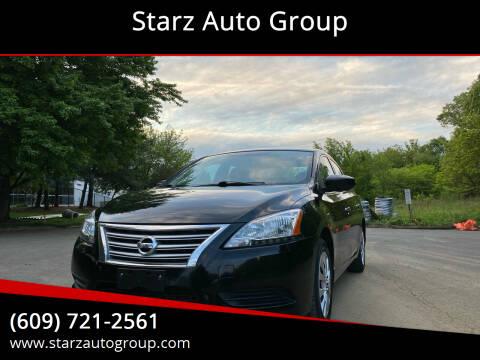 2013 Nissan Sentra for sale at Starz Auto Group in Delran NJ
