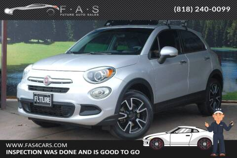2016 FIAT 500X for sale at Best Car Buy in Glendale CA