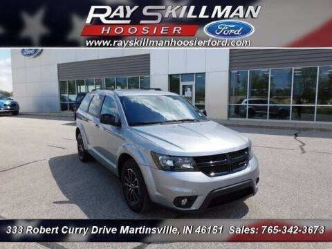 2018 Dodge Journey for sale at Ray Skillman Hoosier Ford in Martinsville IN