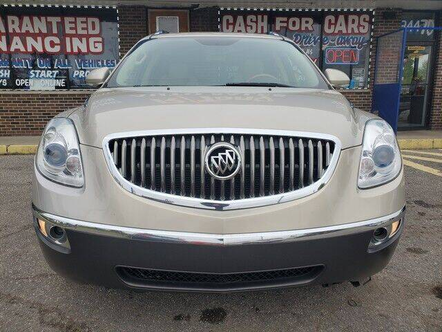 2011 Buick Enclave for sale at R Tony Auto Sales in Clinton Township MI