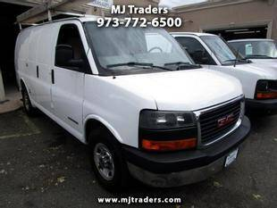 2003 GMC Savana Cargo for sale at M J Traders Ltd. in Garfield NJ