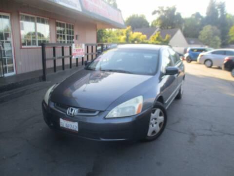 2005 Honda Accord for sale at Quick Auto Sales in Modesto CA