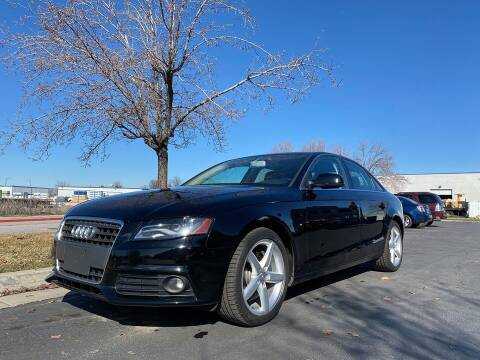 2012 Audi A4 for sale at All-Star Auto Brokers in Layton UT